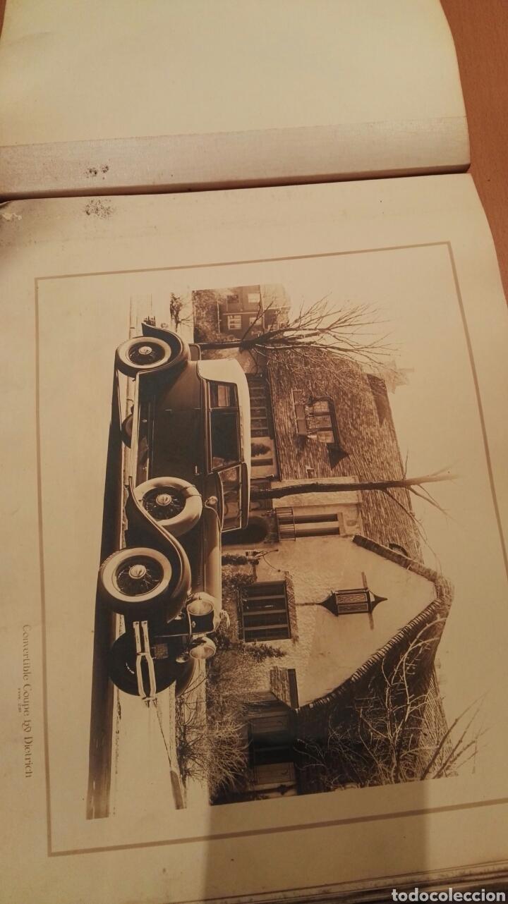 Autos: Catalogo antiguo de fotos coches Lincoln. - Foto 22 - 143817838