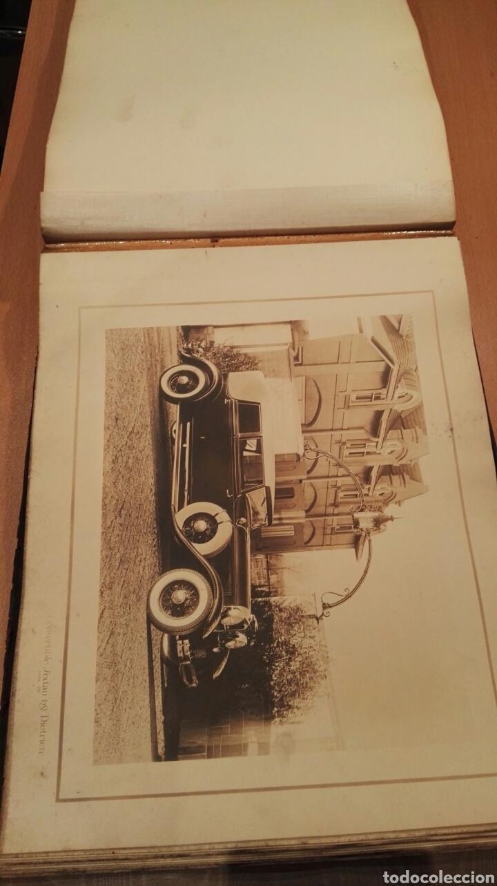 Autos: Catalogo antiguo de fotos coches Lincoln. - Foto 23 - 143817838