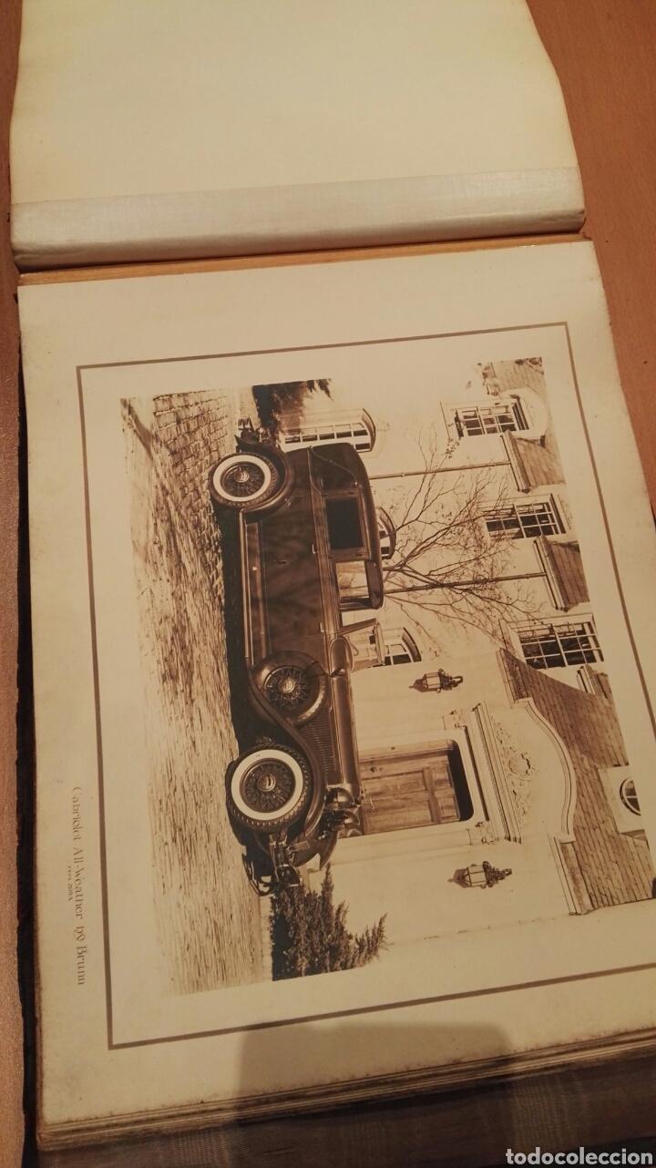 Autos: Catalogo antiguo de fotos coches Lincoln. - Foto 24 - 143817838