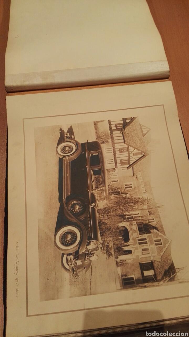 Autos: Catalogo antiguo de fotos coches Lincoln. - Foto 25 - 143817838
