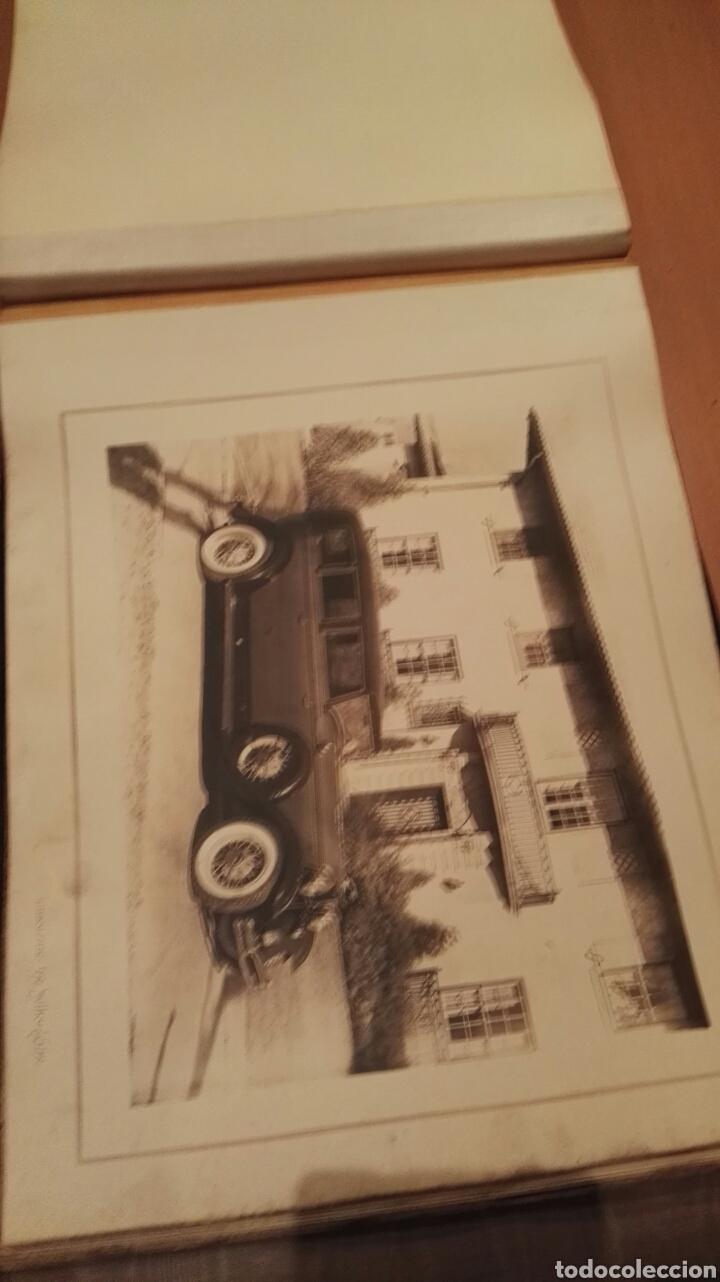 Autos: Catalogo antiguo de fotos coches Lincoln. - Foto 26 - 143817838