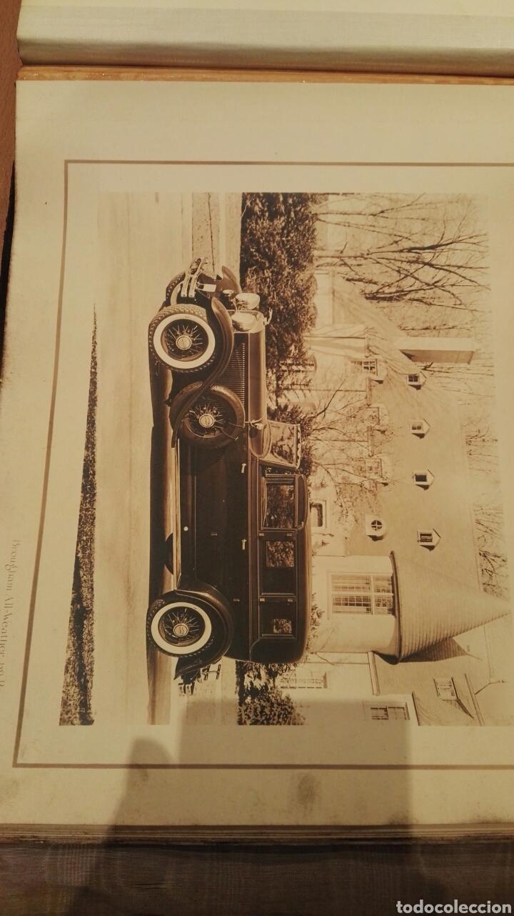 Autos: Catalogo antiguo de fotos coches Lincoln. - Foto 27 - 143817838