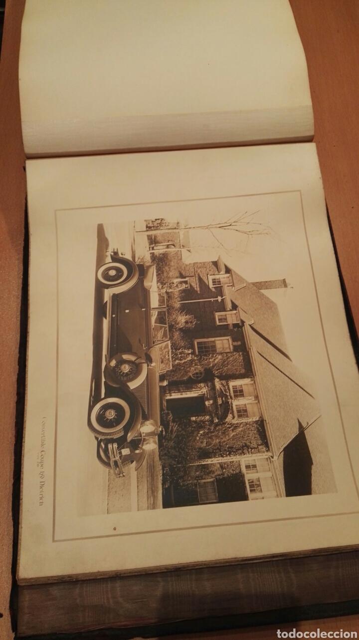 Autos: Catalogo antiguo de fotos coches Lincoln. - Foto 29 - 143817838