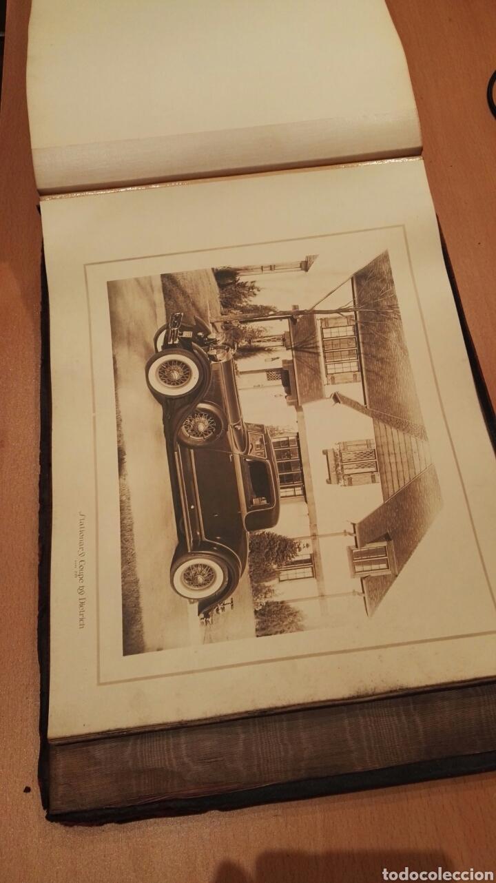 Autos: Catalogo antiguo de fotos coches Lincoln. - Foto 31 - 143817838