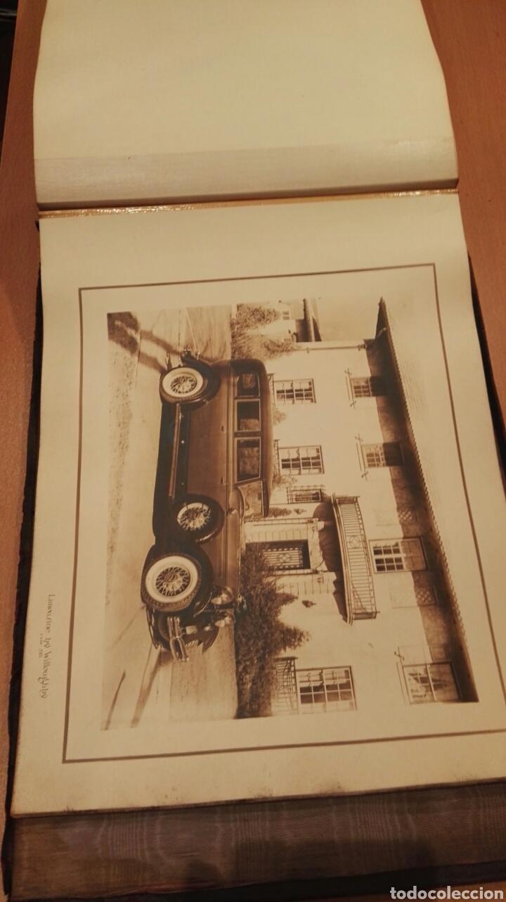 Autos: Catalogo antiguo de fotos coches Lincoln. - Foto 32 - 143817838