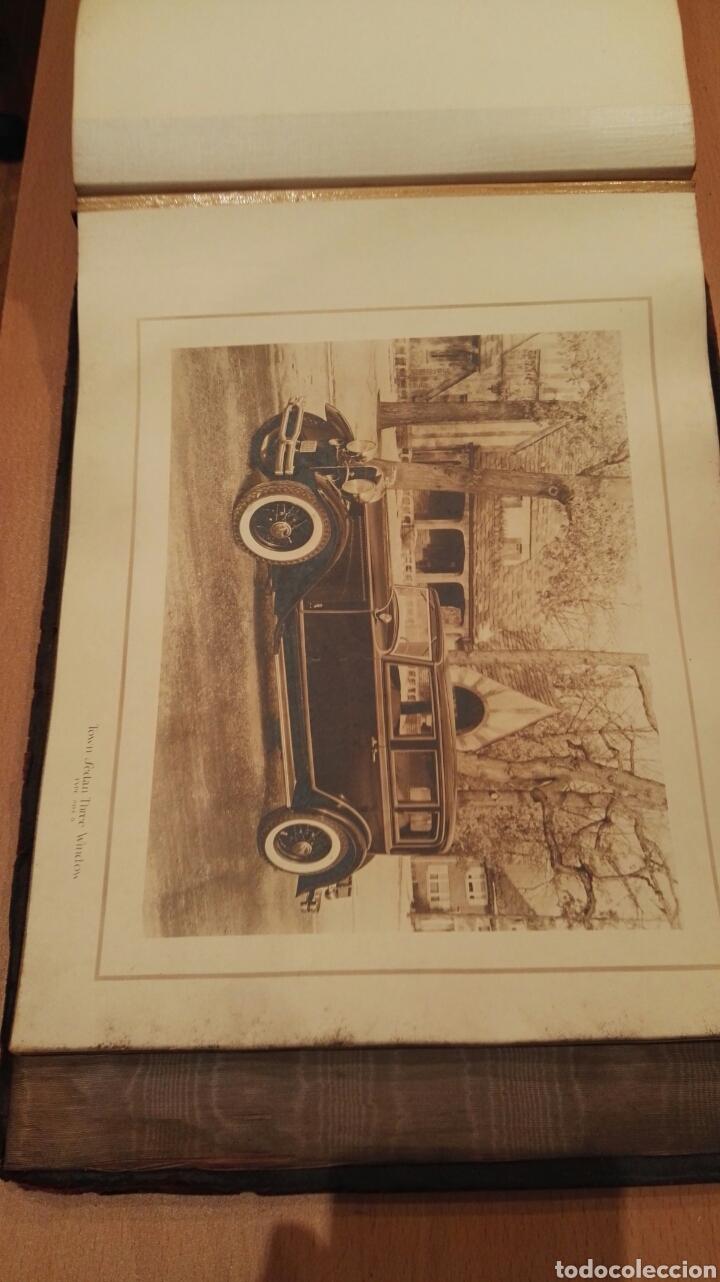 Autos: Catalogo antiguo de fotos coches Lincoln. - Foto 33 - 143817838