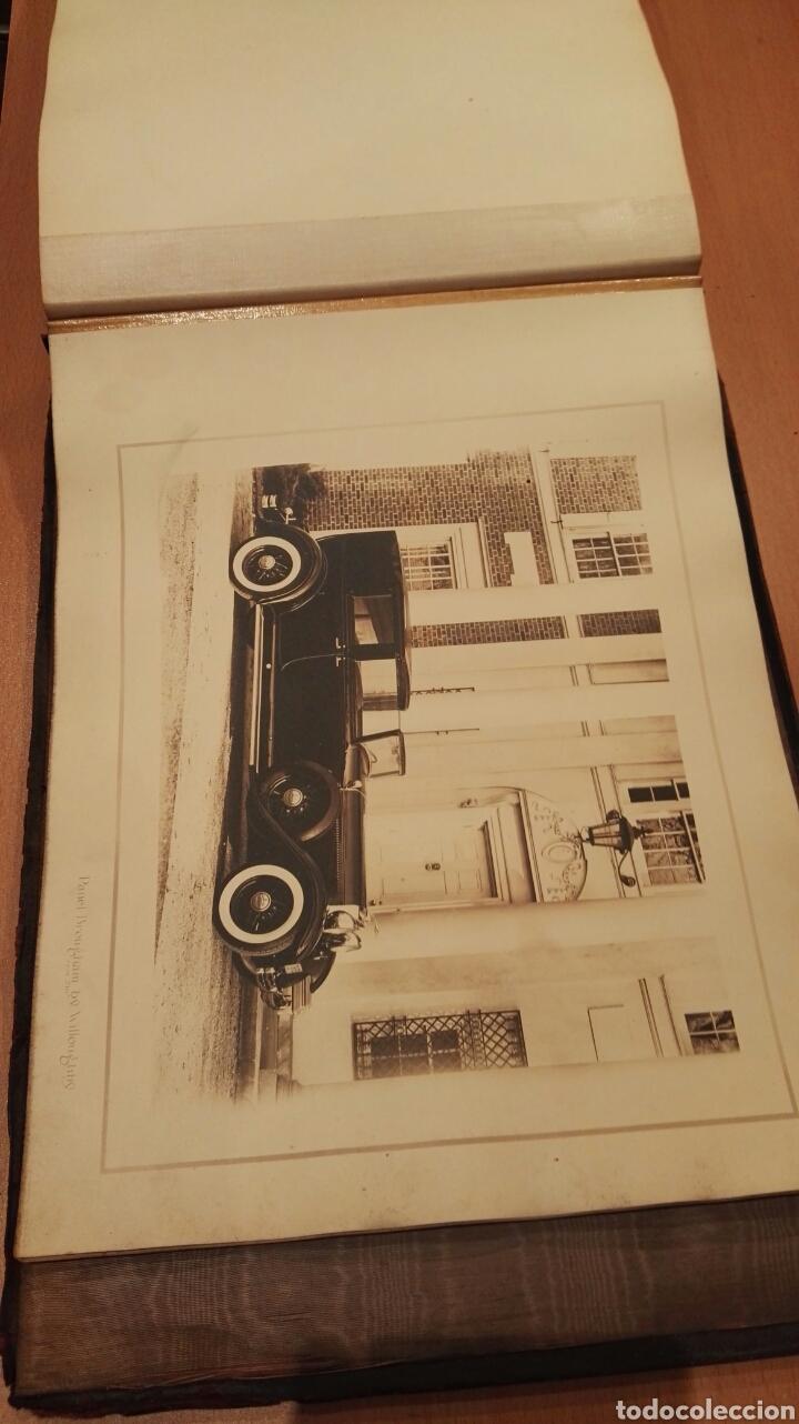 Autos: Catalogo antiguo de fotos coches Lincoln. - Foto 34 - 143817838