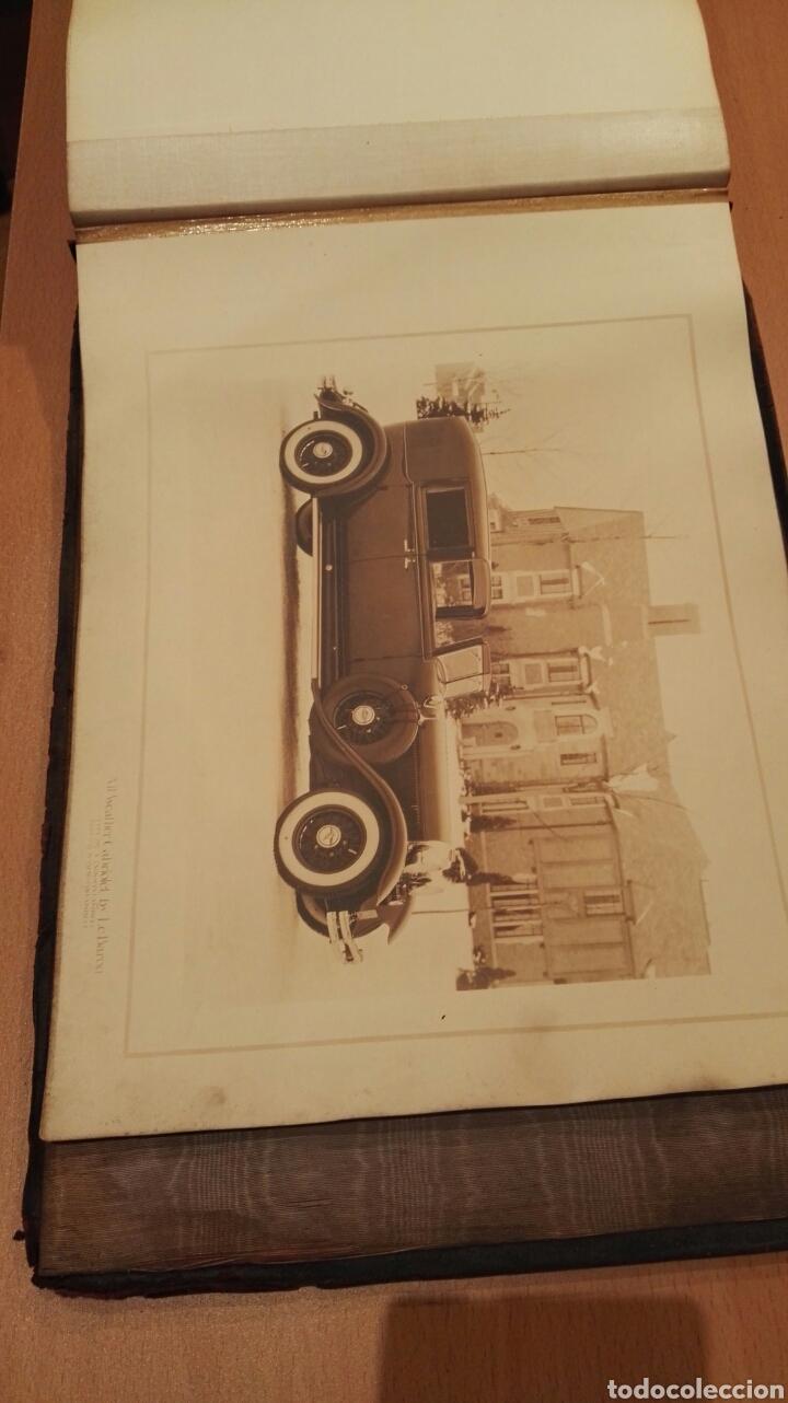 Autos: Catalogo antiguo de fotos coches Lincoln. - Foto 35 - 143817838