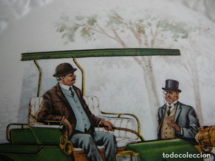 Coches: Platito Pope-Waverley 1907. Pontesa. Made in Spain. - Foto 3 - 147482374