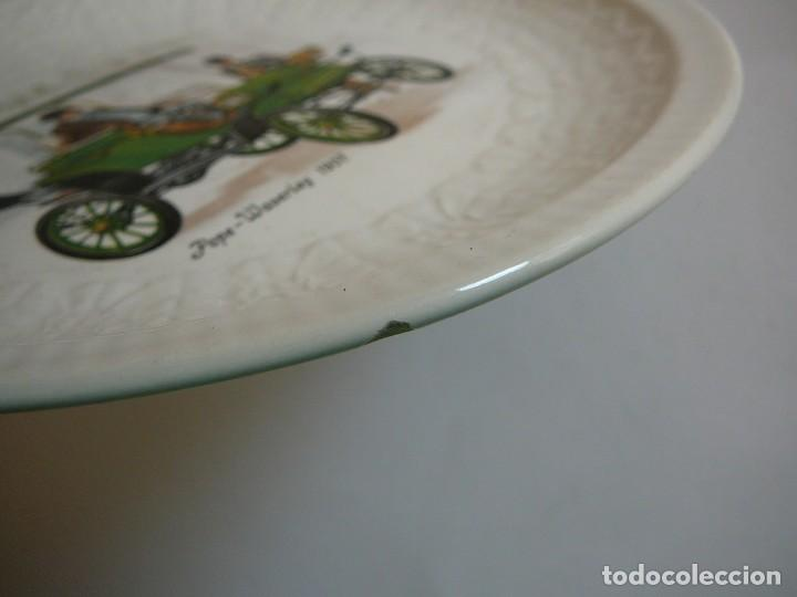Coches: Platito Pope-Waverley 1907. Pontesa. Made in Spain. - Foto 11 - 147482374
