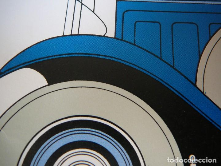 Coches: Lámina Citroen C4 G cabriolet 2 plazas descapotable - 1932 - Foto 6 - 147495718