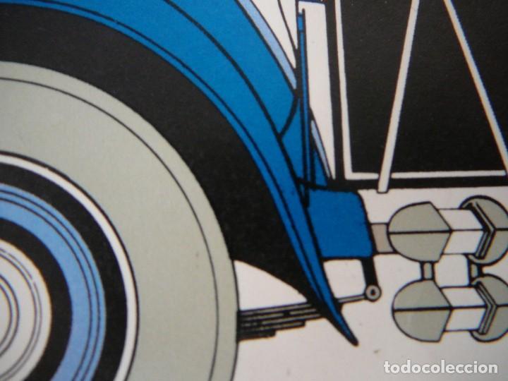 Coches: Lámina Citroen C4 G cabriolet 2 plazas descapotable - 1932 - Foto 7 - 147495718