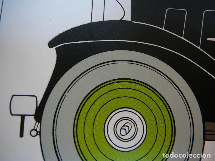 Coches: Lámina Citroen 15 AL coach - 1932 - Foto 7 - 147508706