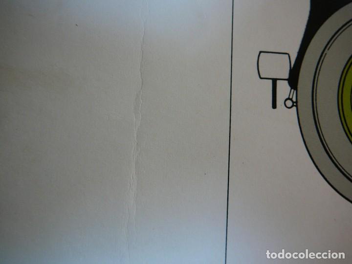 Coches: Lámina Citroen 15 AL coach - 1932 - Foto 10 - 147508706