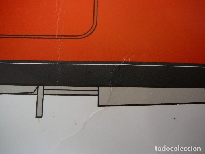 Coches: Lámina Citroen B 2 Caddy sport - 1922 - Foto 10 - 147520770