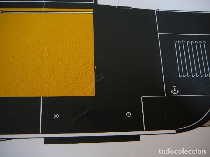 Coches: Lámina Citroen B 14 coach - 1927 - Foto 4 - 147529054
