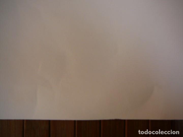 Coches: Lámina Citroen B 14 coach - 1927 - Foto 16 - 147529054