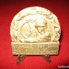Coches: PLACA CONMEMORATIVA DE PARTICIPACIÓN . Lote 155465974