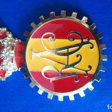 Coches: MEDALLA INSIGNIA RAC REAL AUTOMÓVIL CLUB NUEVA . Lote 155772498