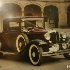 Coches: CHRYSLER 1929. Lote 177373353