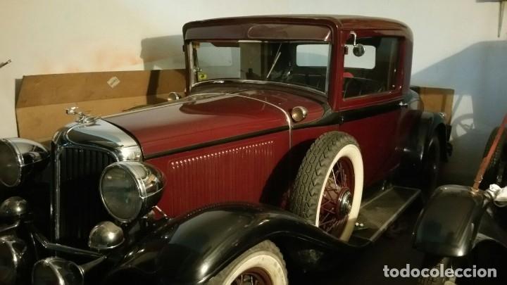 Coches: Chrysler Coupé 1931 - Foto 2 - 177373353