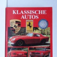 Coches: KLASSISCHE AUTOS – ROGER HICKS, SARA COOPER -. Lote 179116938