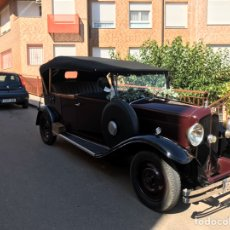 Coches: RENAULT KZ14 TORPEDO. Lote 183202500
