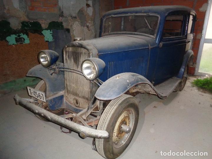 Coches: coche Opel P4 año 1934 - Foto 2 - 190142211