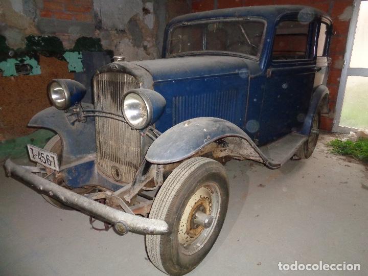 Coches: coche Opel P4 año 1934 - Foto 7 - 190142211