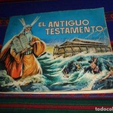 Coches: EL ANTIGUO TESTAMENTO INCOMPLETO CON 92 DE 247 CROMOS. FERMA 1968.. Lote 193683413