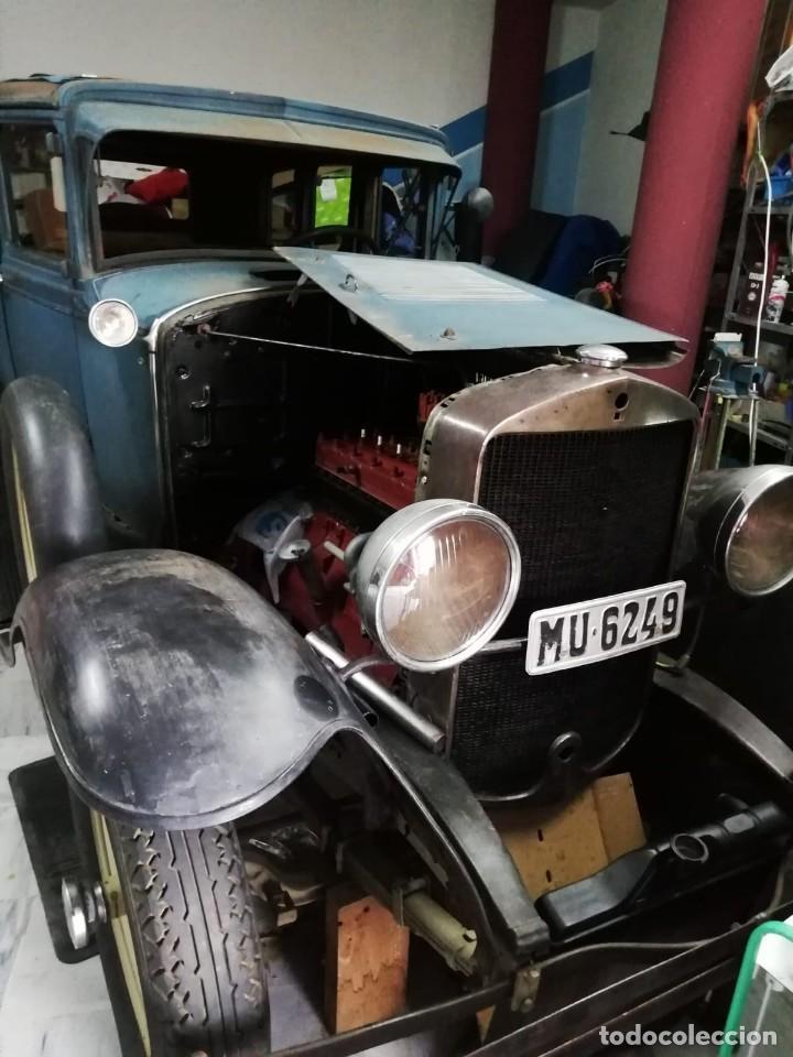 GRAHAM PAIGE DEL AÑO 1929 (Coches y Motocicletas - Coches Antiguos (hasta 1.939))