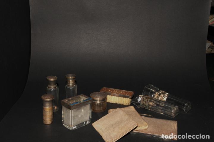 Coches: EXTRAORDINARIOS ACCESORIOS DE INTERIOR HISPANO SUIZA 49 TIPO PARIS - Foto 2 - 199731141