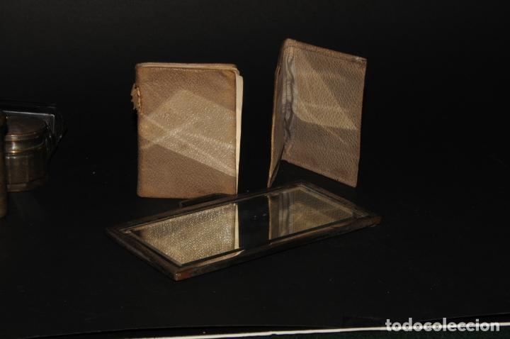 Coches: EXTRAORDINARIOS ACCESORIOS DE INTERIOR HISPANO SUIZA 49 TIPO PARIS - Foto 7 - 199731141