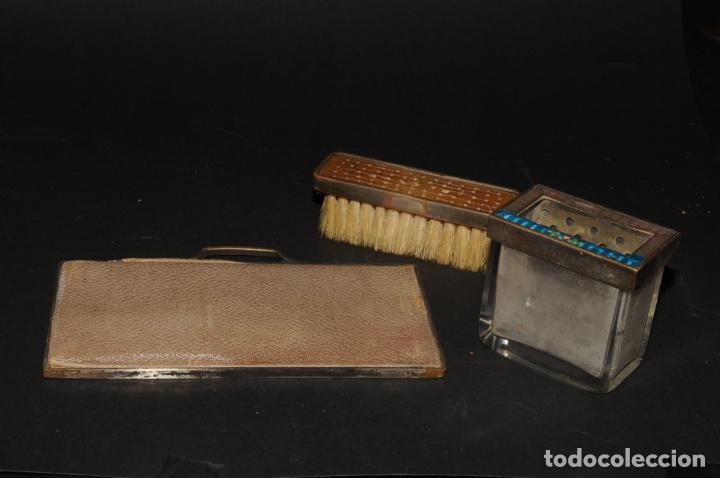 Coches: EXTRAORDINARIOS ACCESORIOS DE INTERIOR HISPANO SUIZA 49 TIPO PARIS - Foto 8 - 199731141
