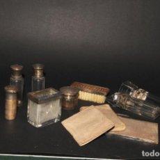 Coches: EXTRAORDINARIOS ACCESORIOS DE INTERIOR HISPANO SUIZA 49 TIPO PARIS. Lote 199731141