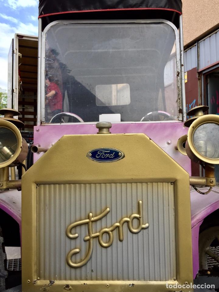 Coches: FORD T ——Gran Coche de atracción de feria (175cm x 260cms) - Foto 5 - 202311266