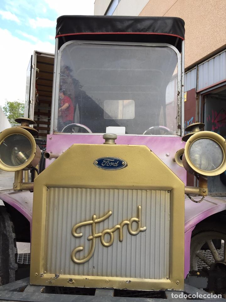 Coches: FORD T ——Gran Coche de atracción de feria (175cm x 260cms) - Foto 6 - 202311266