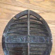 Coches: ESCUDO DE RENAULT NN 1924. Lote 210521651
