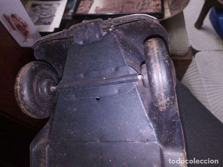 Coches: 1º PROTOTIPO MAQUETA Volkswagen BEETLE V1..1934 de FERDINAND PORSCHE para ADOLF HITLER.. único. - Foto 17 - 212564175