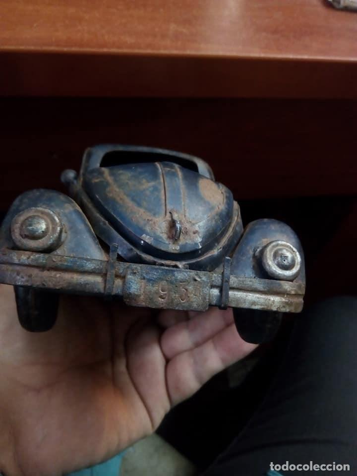 Coches: 1º PROTOTIPO MAQUETA Volkswagen BEETLE V1..1934 de FERDINAND PORSCHE para ADOLF HITLER.. único. - Foto 3 - 212564175