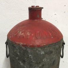 Coches: ANTIGUO BIDON DE ACEITE DAPOLIN 1920-1930. Lote 215546955