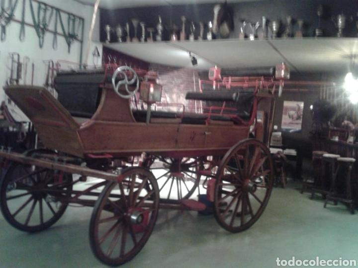 GRAN BREAK. CARRO ANTIGUO DE 130 AÑOS. JPB. (Coches y Motocicletas - Coches Antiguos (hasta 1.939))