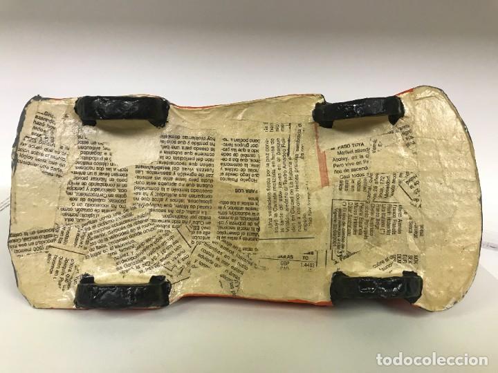 Coches: Coche Antiguo , Carton Piedra, Perfecto Estado 28 cm - Foto 8 - 223510085