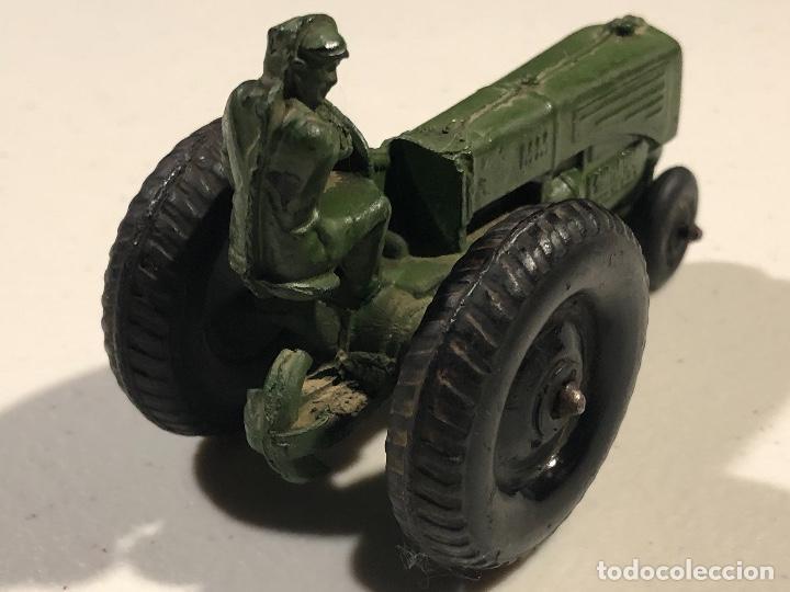 Coches: Tractor de juguete verde. Marca Auburn Rubber. Made In USA. - Foto 3 - 230790450