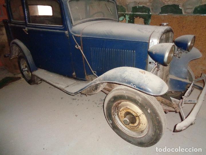 Coches: coche Opel P4 año 1934 - Foto 9 - 190142211