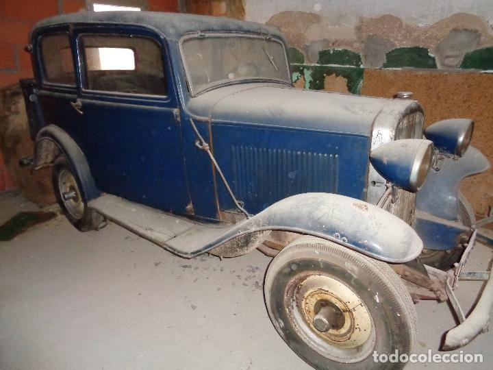 Coches: coche Opel P4 año 1934 - Foto 10 - 190142211