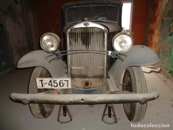 Coches: coche Opel P4 año 1934 - Foto 19 - 190142211