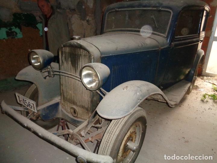 Coches: coche Opel P4 año 1934 - Foto 21 - 190142211