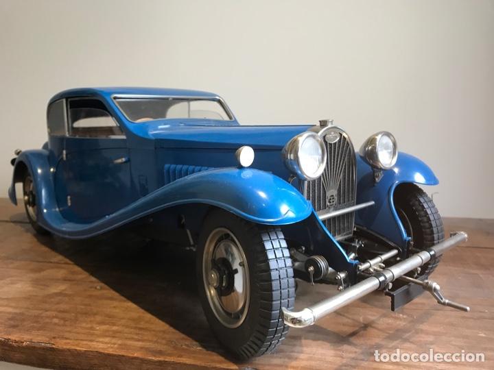 Coches: Coche Bugatti años 70 - Foto 2 - 254937015