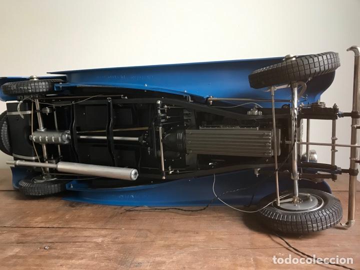 Coches: Coche Bugatti años 70 - Foto 5 - 254937015